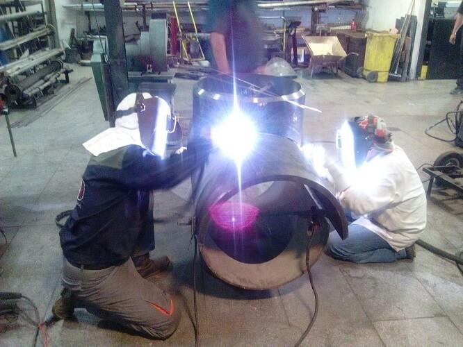 فرایند ساخت اسپلیت تی از طریق جوشکاری اسپلیت تی اسپلیت تی و انواع اتصال لوله split tee weld